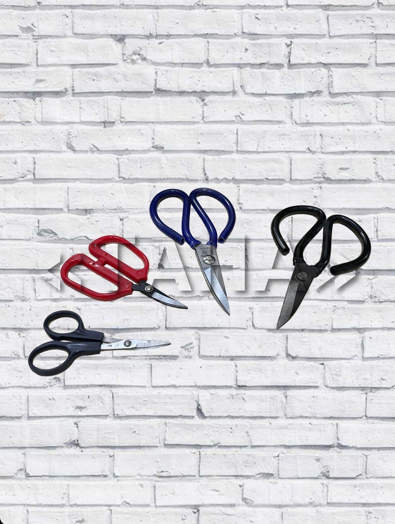 Профессиональные загнутые (с изогнутым наконечником) ножницы